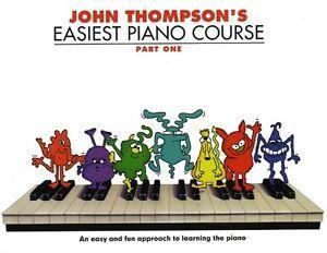 John Thompson's Easiest Piano Course Revised Edition - Part 1