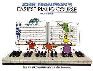 John Thompson's Easiest Piano Course Revised Edition - Part 2