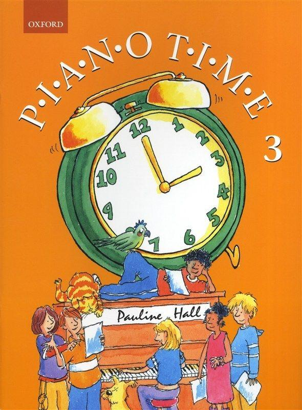 Piano Time 3 Book. Pauline Hall