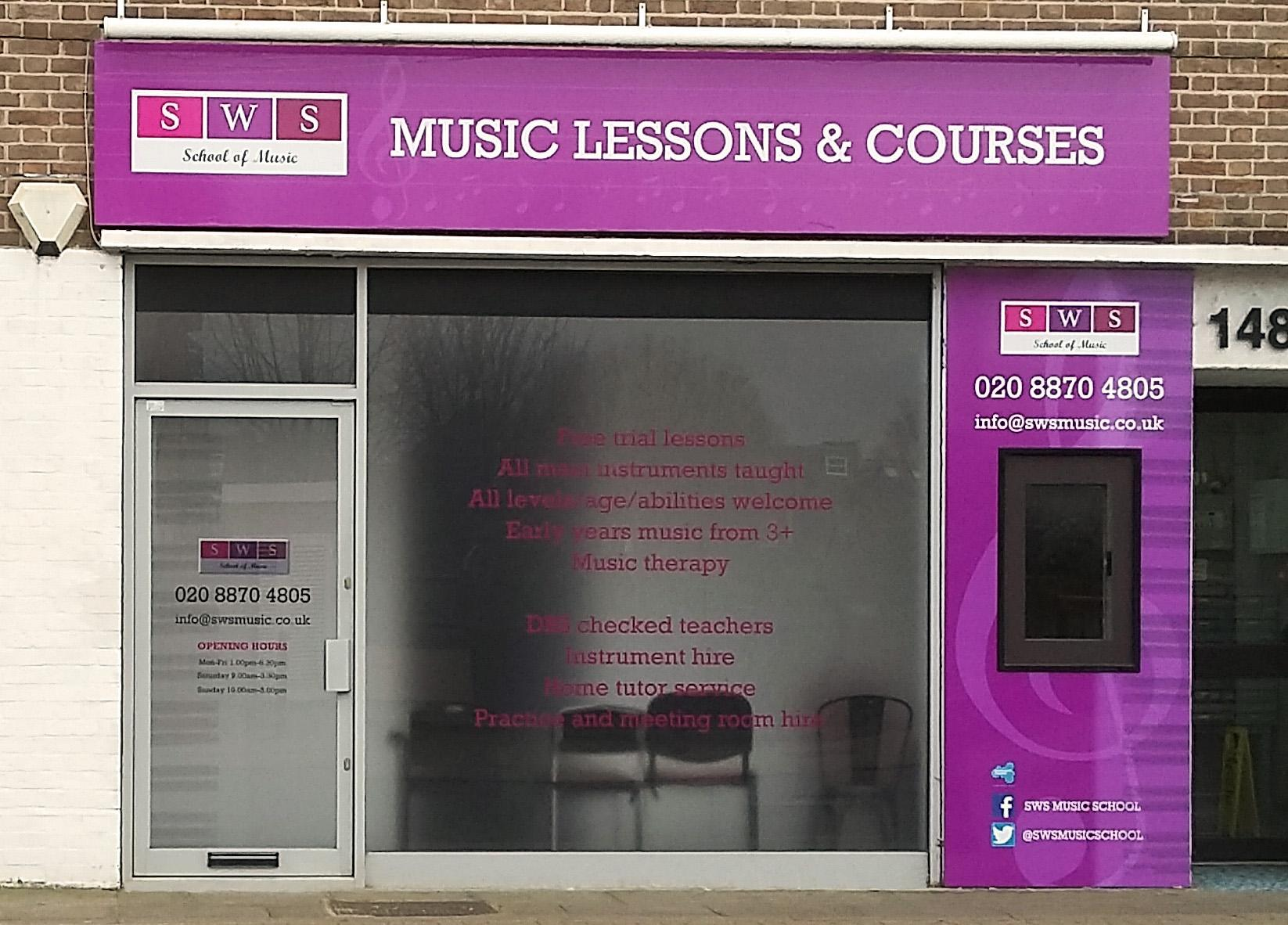 SWS Music - Penwith Road Centre
